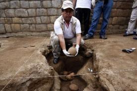 Encuentran cerámica Chimú en Machu Picchu