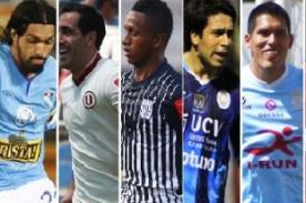 Fútbol peruano: Tabla de posiciones tras la fecha 40 del Descentralizado
