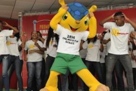 Brasil 2014: Mascota fue bautizada con el nombre de Fuleco - Video