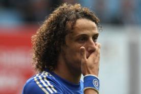 David Luiz: Siempre fui corinthiano, ahora estoy al otro lado de la moneda