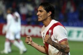 Paolo Guerrero: 'Soy privilegiado por ser chorrillano y peruano' - Video