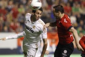 Osasuna vs Real Madrid (0-0) en vivo por DirecTV - Liga Española