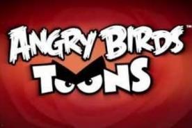 Angry Birds lanzará su propia serie animada el próximo 16 de marzo - Video