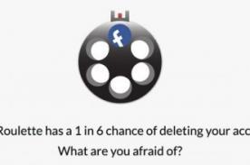 Social Roulette: El juego que podría dejarte sin Facebook