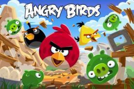 Angry Birds dará el salto al cine en el 2016