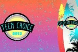 Teen Choice Awards 2013: Primera lista de nominados