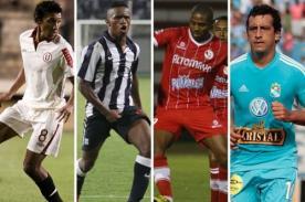Fútbol Peruano: Tabla de posiciones tras la fecha 17 del Descentralizado 2013 - Video