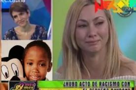 Belén Estévez se quiebra y pide disculpas a Dayron - Video