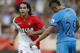 Video: AS Mónaco debutó ganando en la Ligue 1 con gol de Radamel Falcao