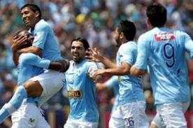 Video de goles: Sporting Cristal vs Unión Comercio (2-0) - Descentralizado 2013
