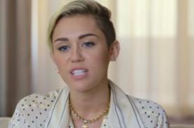 Video: Miley Cyrus se defiende de críticas por su actuación en los VMA