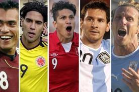 Eliminatorias Brasil 2014: Así va la tabla de posiciones