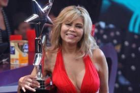 Gisela Valcárcel está tranquila con la audiencia de 'El Gran Show'