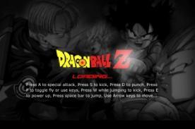 Friv: Juegos online de Dragon Ball Z - Juega gratis