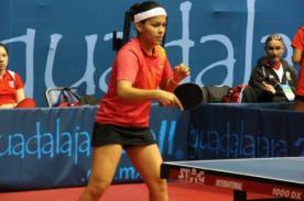 Juegos Suramericanos de la Juventud: Tenis de Mesa le dio quinto oro a Perú