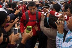 Perú llegó a Argentina esta mañana - Eliminatorias Brasil 2014