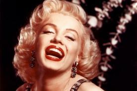 Revelan que Marilyn Monroe se hizo una cirugía en el mentón y nariz