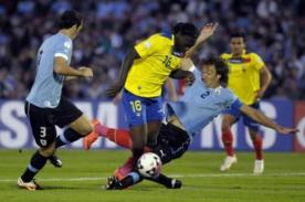 CMD en vivo: Minuto a Minuto Ecuador vs Uruguay (1-0) - Eliminatorias Brasil 2014