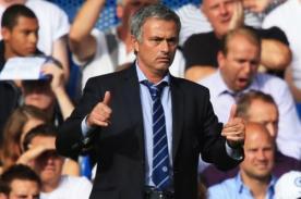 Video: José Mourinho explicó alocado festejo tras gol de Fernando Torres