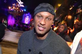 Lamar Odom vuelve a recaer en el alcohol
