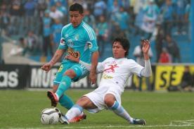 Resultado del partido: Sporting Cristal vs Real Garcilaso (5-2) – Descentralizado 2013