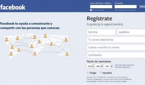 Facebook te dice si tus contactos se conectan por internet o móvil