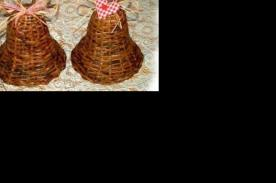Adornos navideños: Aprende a tejer adornos de papel reciclado