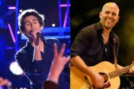 Gian Marco confiesa ser fan de Daniel Lazo en 'La Voz Perú'