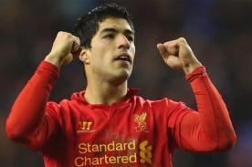 Luis Suárez tiene más goles que diez equipos de la Premier League