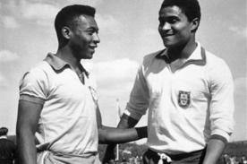 Muerte de Eusebio: Pelé lamentó el fallecimiento de su 'hermano'