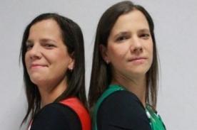 Tatiana y Liliana Castro Manarelli no seguirán en Combate