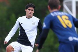 Alianza Lima: Diego Minaya no jugaría dos años por antidoping