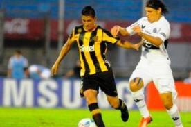 Peñarol de Paolo Hurtado despidió a su técnico