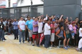 Universitario vs Alianza Lima: Los hinchas realizaron largas colas por entradas