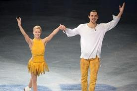 Sochi 2014: Pareja de rusos emocionó al público y se llevó la medalla de oro