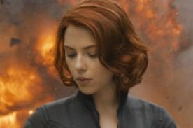 ¿Cómo Scarlett Johansson grabará Avengers 2 estando embarazada?
