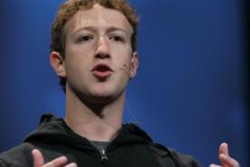 Marck Zuckerberg: Gobierno de EE.UU es una amenaza para internet
