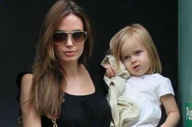 Hija de Angelina Jolie y Brad Pitt debutará en el film 'Maléfica'
