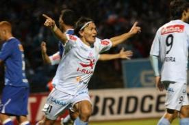 Copa Libertadores: Garcilaso perdió contra la Universidad de Chile 1 - 0