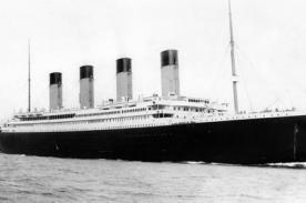 Descubren carta escrita por sobreviviente del Titanic