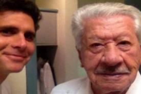 Christian Meier se tomó un selfie junto al 'primer actor de México' - FOTO