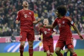 Bayern Munich vence a Eintracht Braunschweig con gol de Pizarro - Bundesliga
