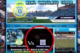 ADFP: Confirmó que ningún hacker alteró la web oficial de Real Garcilaso