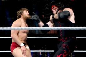 Wrestlemania: Kane atacó a Daniel Bryan y a su esposa Brie Bella en la WWE - VIDEO