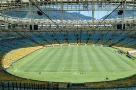 Mundial Brasil 2014 : Partidos que se jugarán en el Estadio Maracaná