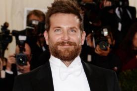 Bradley Cooper subió más de 20 kilos para nueva película