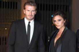 Hijo de David y Victoria Beckham trabaja como mozo