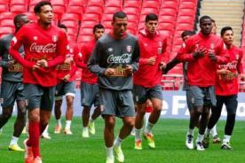 Perú vs Suiza en vivo por CMD - Amistoso internacional