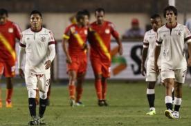 ¿A qué hora juega Universitario Vs. Sport Huancayo? Entérate aquí - Torneo Apertura 2014