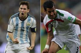 Minuto a minuto Argentina vs Irán (1-0) – Mundial Brasil 2014 – ATV En Vivo